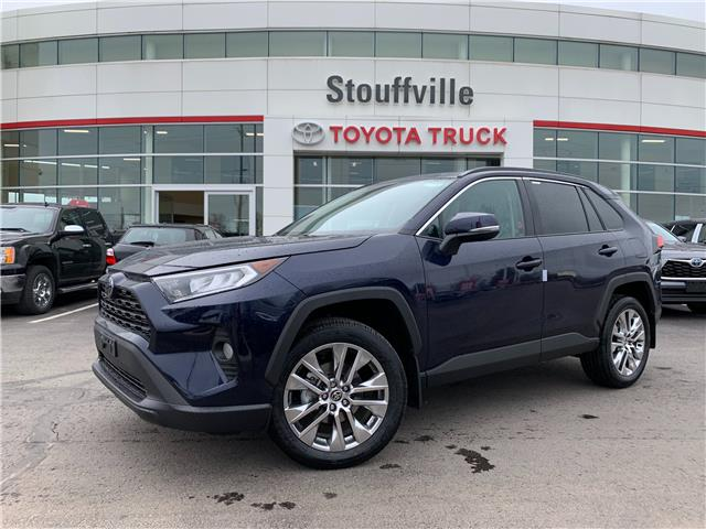 2021 Toyota RAV4 XLE (Stk: 210456) in Whitchurch-Stouffville - Image 1 of 26