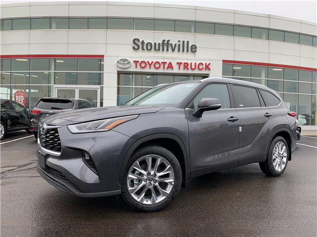 2021 Toyota Highlander Limited (Stk: 210387) in Whitchurch-Stouffville - Image 1 of 26