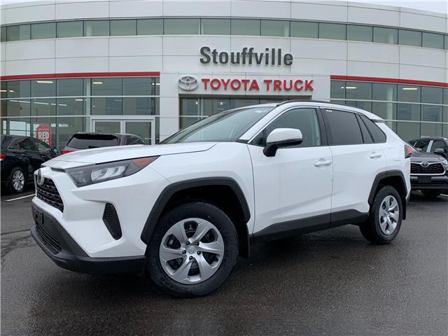 2021 Toyota RAV4 LE (Stk: 210349) in Whitchurch-Stouffville - Image 1 of 23