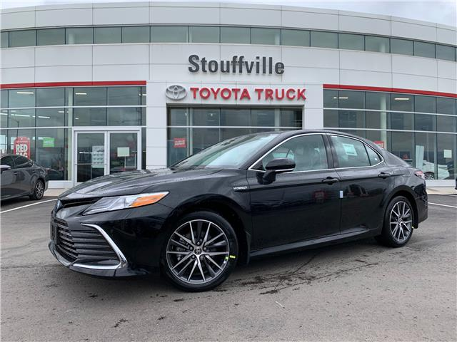 2021 Toyota Camry Hybrid XLE (Stk: 210538) in Whitchurch-Stouffville - Image 1 of 26