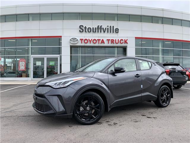 2021 Toyota C-HR XLE Premium (Stk: 210517) in Whitchurch-Stouffville - Image 1 of 21