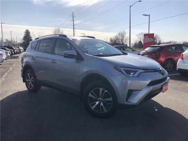 2018 Toyota RAV4 LE (Stk: P2385) in Whitchurch-Stouffville - Image 1 of 14