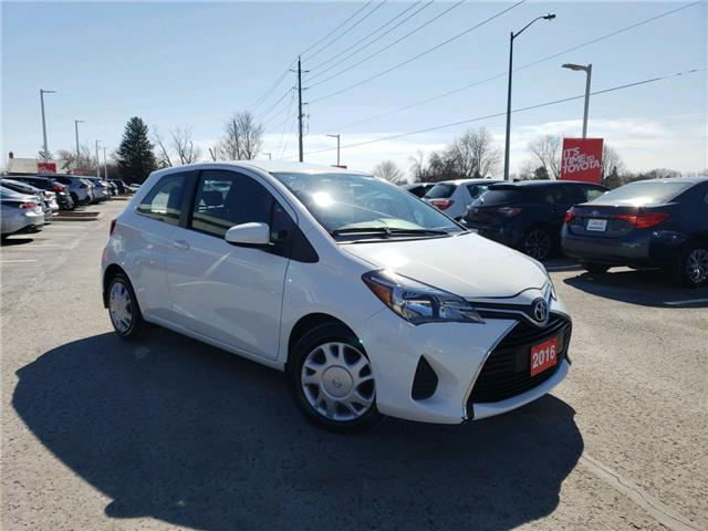 2016 Toyota Yaris CE (Stk: P2472) in Whitchurch-Stouffville - Image 1 of 11
