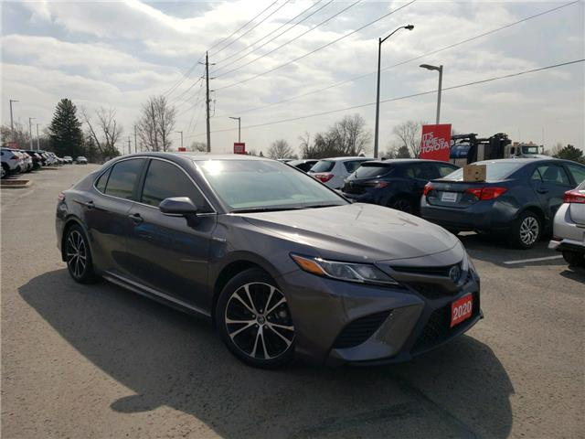 2020 Toyota Camry Hybrid SE (Stk: 210328A) in Whitchurch-Stouffville - Image 1 of 20