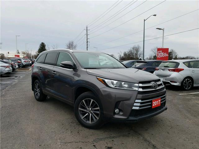 2017 Toyota Highlander XLE (Stk: P2424) in Whitchurch-Stouffville - Image 1 of 20