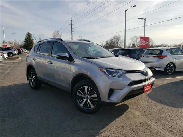 2018 Toyota RAV4 LE (Stk: P2489) in Whitchurch-Stouffville - Image 1 of 14