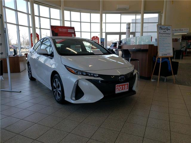 2018 Toyota Prius Prime Upgrade (Stk: P2478) in Whitchurch-Stouffville - Image 1 of 19