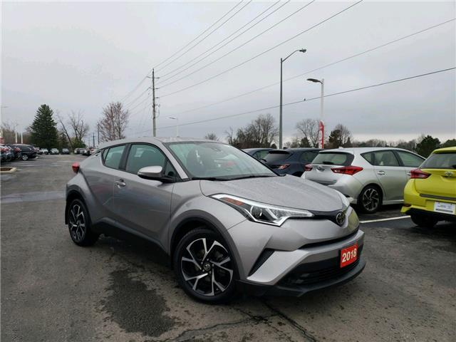 2018 Toyota C-HR XLE (Stk: 210442A) in Whitchurch-Stouffville - Image 1 of 14