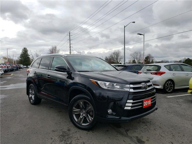 2018 Toyota Highlander Limited (Stk: P2512) in Whitchurch-Stouffville - Image 1 of 21