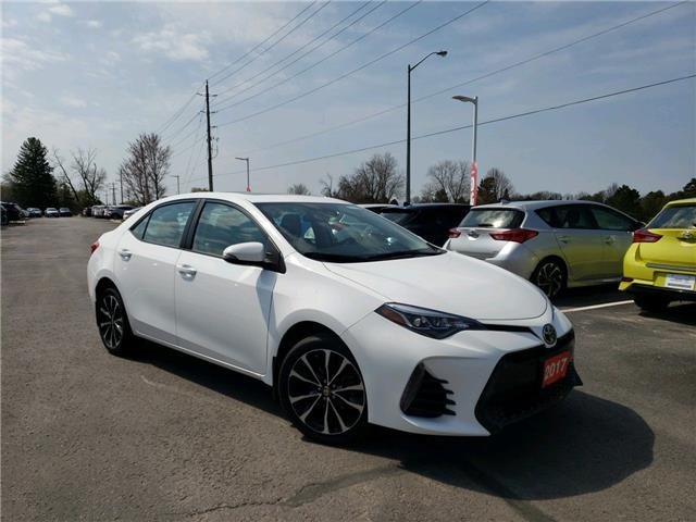 2017 Toyota Corolla SE (Stk: P2528) in Whitchurch-Stouffville - Image 1 of 17