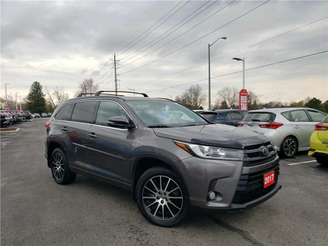 2017 Toyota Highlander XLE (Stk: P2540) in Whitchurch-Stouffville - Image 1 of 20
