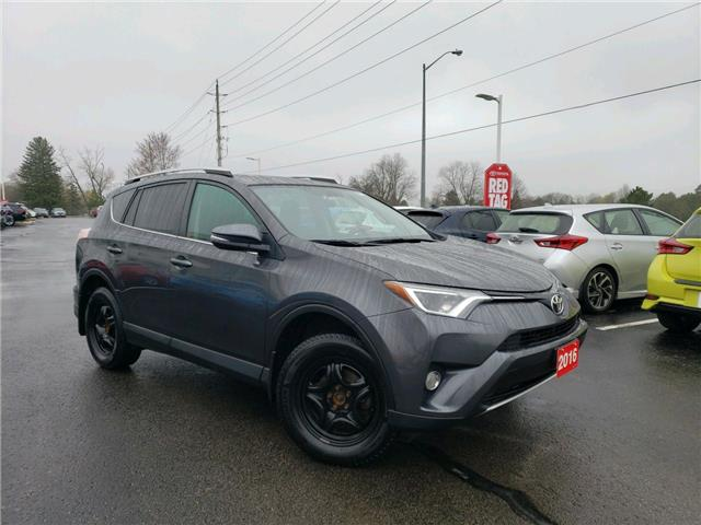 2016 Toyota RAV4 XLE (Stk: P2522) in Whitchurch-Stouffville - Image 1 of 16