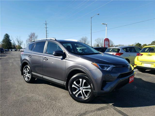 2016 Toyota RAV4 LE (Stk: P2547) in Whitchurch-Stouffville - Image 1 of 14