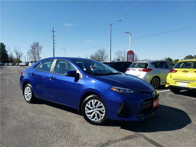 2017 Toyota Corolla SE (Stk: P2539) in Whitchurch-Stouffville - Image 1 of 15