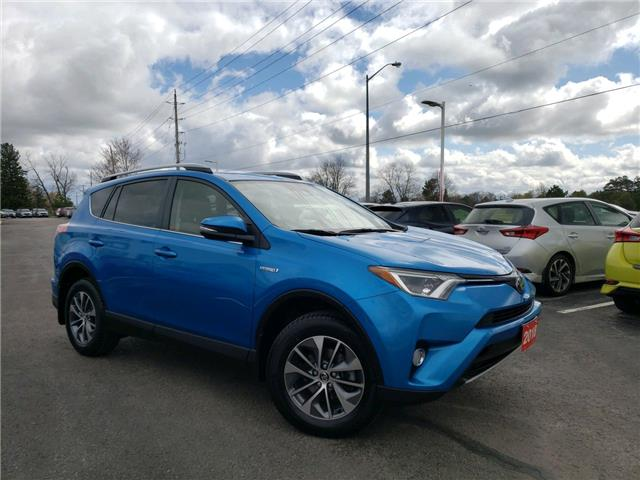 2018 Toyota RAV4 Hybrid LE+ (Stk: P2552) in Whitchurch-Stouffville - Image 1 of 18