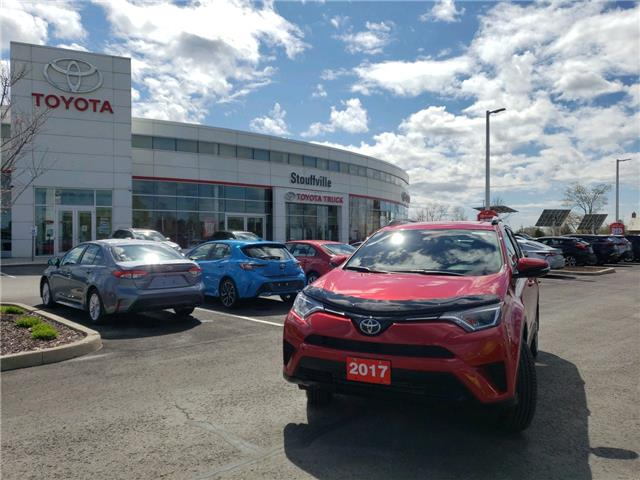 2017 Toyota RAV4 LE (Stk: 210310A) in Whitchurch-Stouffville - Image 1 of 15