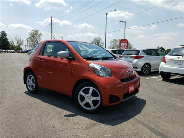 2015 Scion iQ Base (Stk: 210623A) in Whitchurch-Stouffville - Image 1 of 16