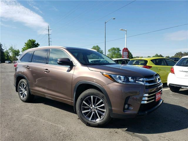 2018 Toyota Highlander XLE (Stk: 210647A) in Whitchurch-Stouffville - Image 1 of 21