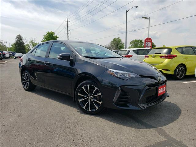 2018 Toyota Corolla SE (Stk: P2583) in Whitchurch-Stouffville - Image 1 of 19