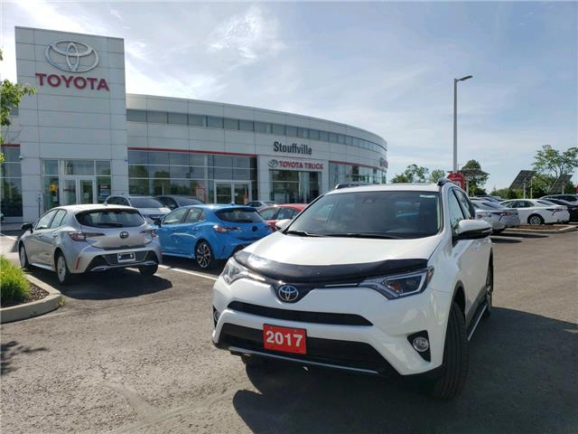 2017 Toyota RAV4 XLE (Stk: P2589) in Whitchurch-Stouffville - Image 1 of 20