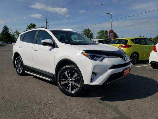 2017 Toyota RAV4 XLE (Stk: P2589) in Whitchurch-Stouffville - Image 1 of 21