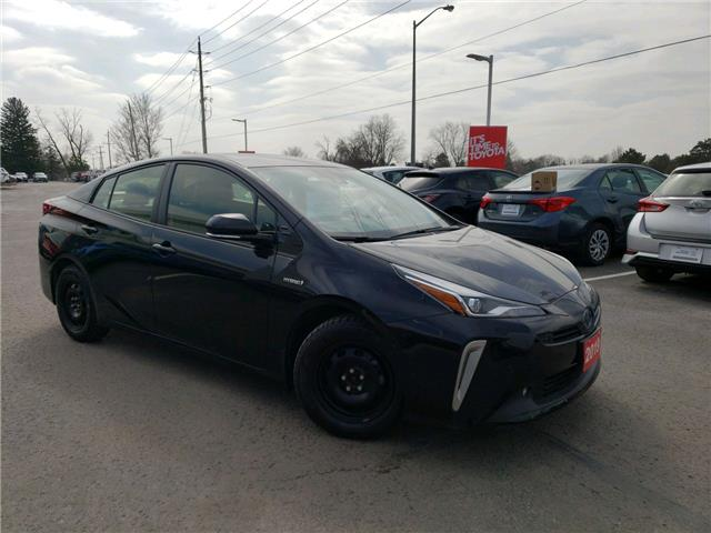 2019 Toyota Prius Technology (Stk: P2449A) in Whitchurch-Stouffville - Image 1 of 17
