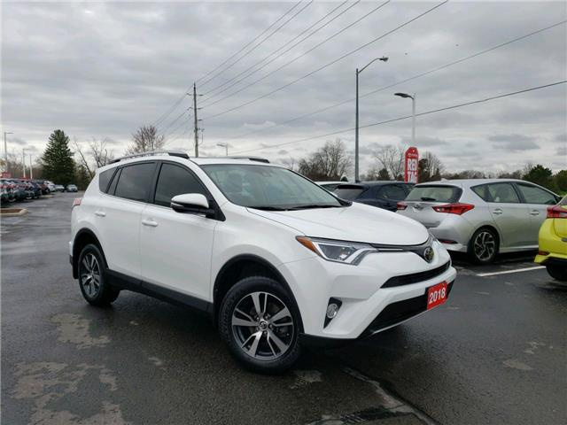 2018 Toyota RAV4 XLE (Stk: P2504) in Whitchurch-Stouffville - Image 1 of 16