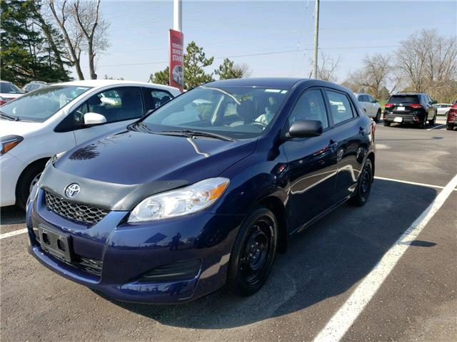 2011 Toyota Matrix Base (Stk: 210530A) in Whitchurch-Stouffville - Image 1 of 8