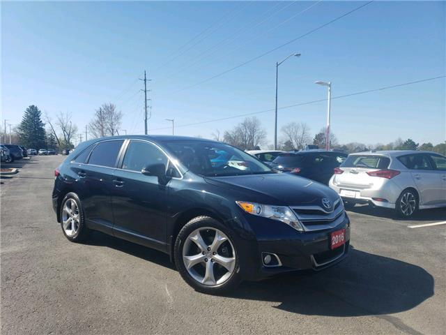 2016 Toyota Venza Base V6 (Stk: P2513) in Whitchurch-Stouffville - Image 1 of 17