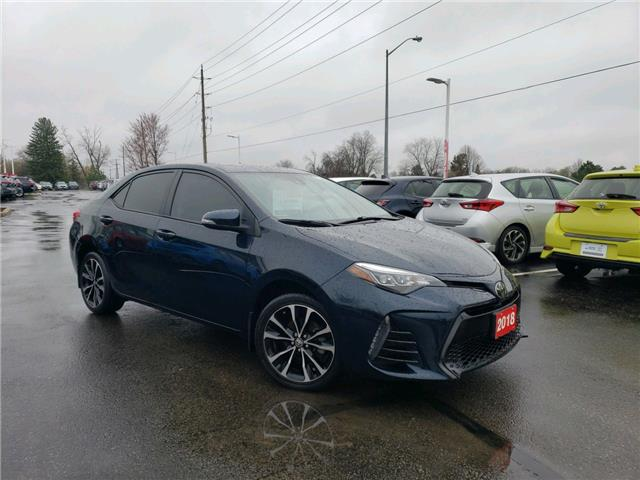 2018 Toyota Corolla SE (Stk: P2543) in Whitchurch-Stouffville - Image 1 of 19