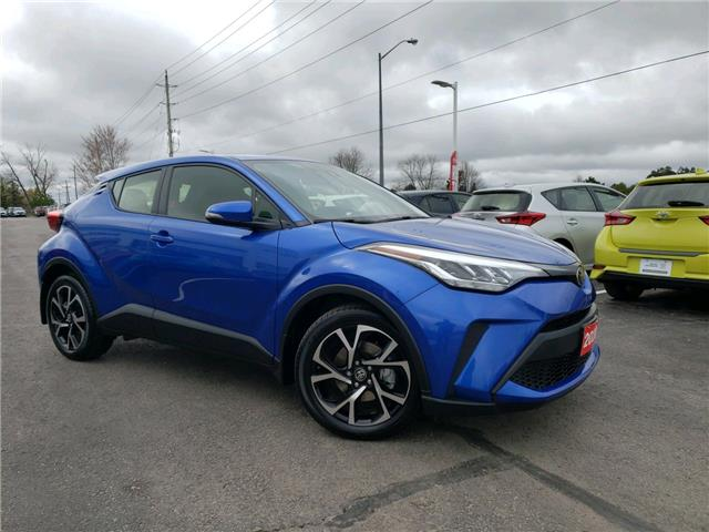 2020 Toyota C-HR XLE Premium (Stk: 210574A) in Whitchurch-Stouffville - Image 1 of 19