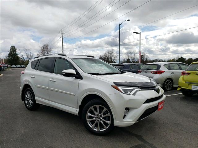2018 Toyota RAV4 Limited (Stk: P2555) in Whitchurch-Stouffville - Image 1 of 20