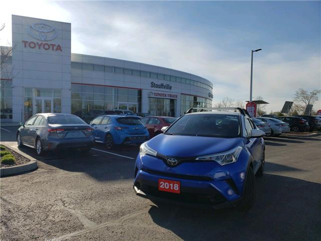 2018 Toyota C-HR XLE (Stk: P2557) in Whitchurch-Stouffville - Image 1 of 20