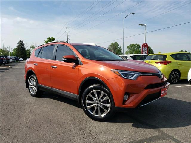 2016 Toyota RAV4 Limited (Stk: P2565A) in Whitchurch-Stouffville - Image 1 of 27