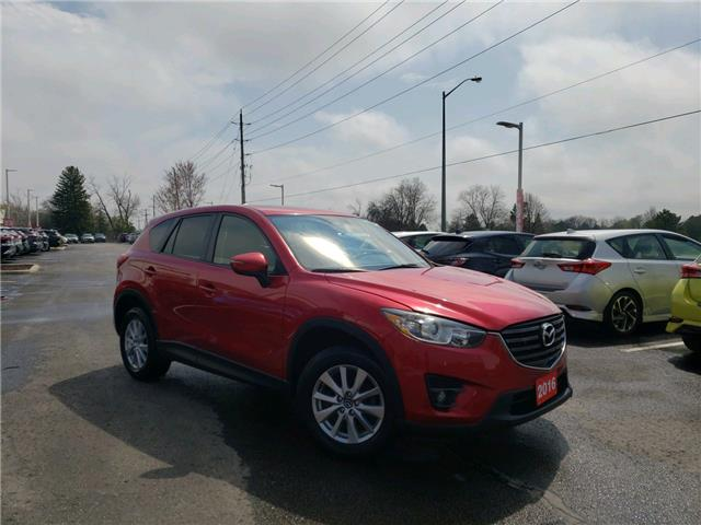 2016 Mazda CX-5 GS (Stk: 210565A) in Whitchurch-Stouffville - Image 1 of 18