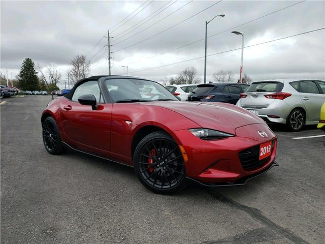 2019 Mazda MX-5 GS-P (Stk: 210606A) in Whitchurch-Stouffville - Image 1 of 23