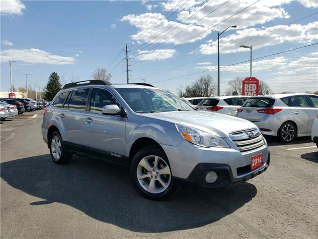 2014 Subaru Outback 2.5i Limited Package (Stk: 210615A) in Whitchurch-Stouffville - Image 1 of 18