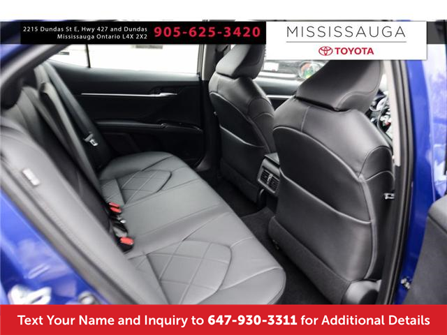 2018 Toyota Camry XLE V6 (Stk: J4288) in Mississauga - Image 5 of 9
