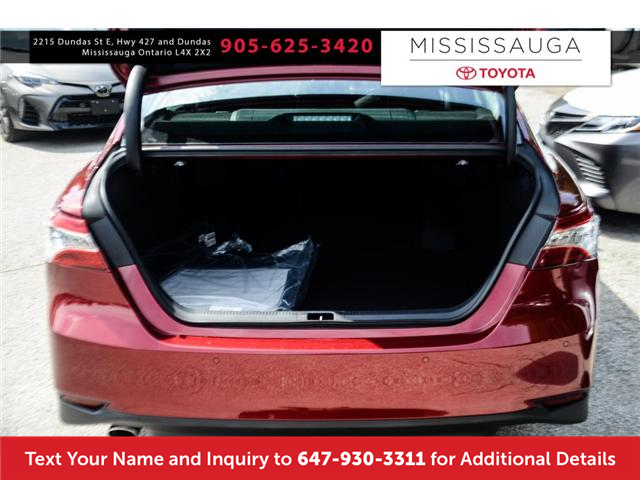 2018 Toyota Camry Hybrid XLE (Stk: J4045) in Mississauga - Image 5 of 9