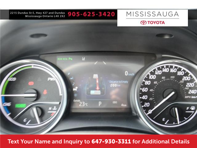 2018 Toyota Camry Hybrid XLE (Stk: J4045) in Mississauga - Image 7 of 9