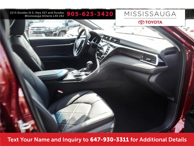 2018 Toyota Camry Hybrid XLE (Stk: J4045) in Mississauga - Image 8 of 9