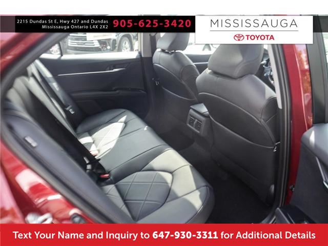 2018 Toyota Camry Hybrid XLE (Stk: J4045) in Mississauga - Image 9 of 9