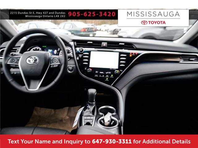 2018 Toyota Camry XLE (Stk: J4300) in Mississauga - Image 2 of 9