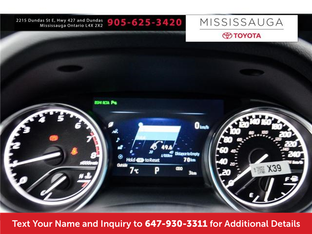 2018 Toyota Camry XLE (Stk: J4300) in Mississauga - Image 3 of 9
