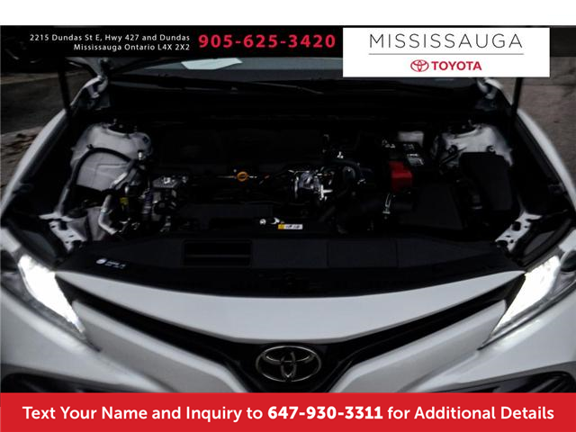 2018 Toyota Camry XLE (Stk: J4300) in Mississauga - Image 8 of 9