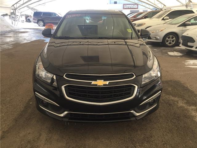 2015 Chevrolet Cruze  (Stk: 163250) in AIRDRIE - Image 2 of 22