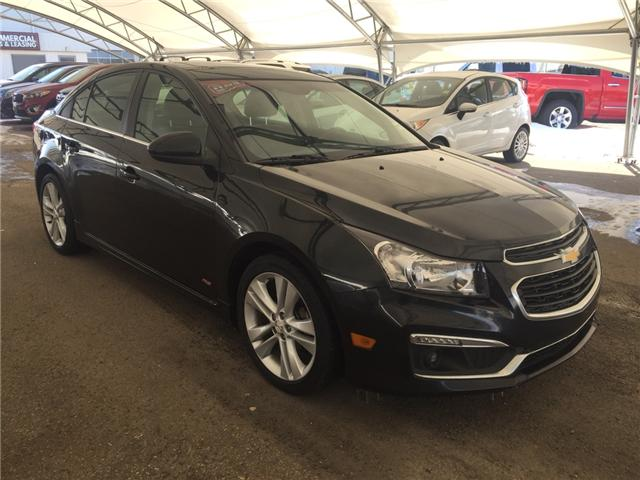2015 Chevrolet Cruze  (Stk: 163250) in AIRDRIE - Image 1 of 22