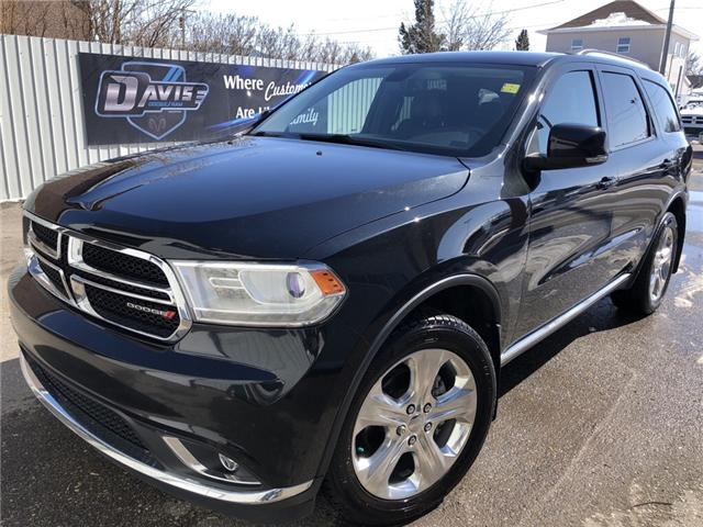 2014 Dodge Durango Limited (Stk: 835) in Fort Macleod - Image 1 of 24