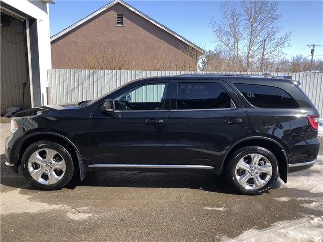 2014 Dodge Durango Limited (Stk: 835) in Fort Macleod - Image 2 of 24