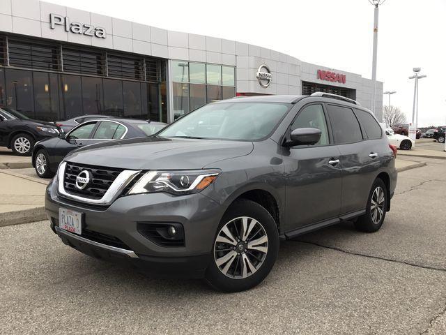 2018 Nissan Pathfinder SL Premium (Stk: A6481) in Hamilton - Image 1 of 1